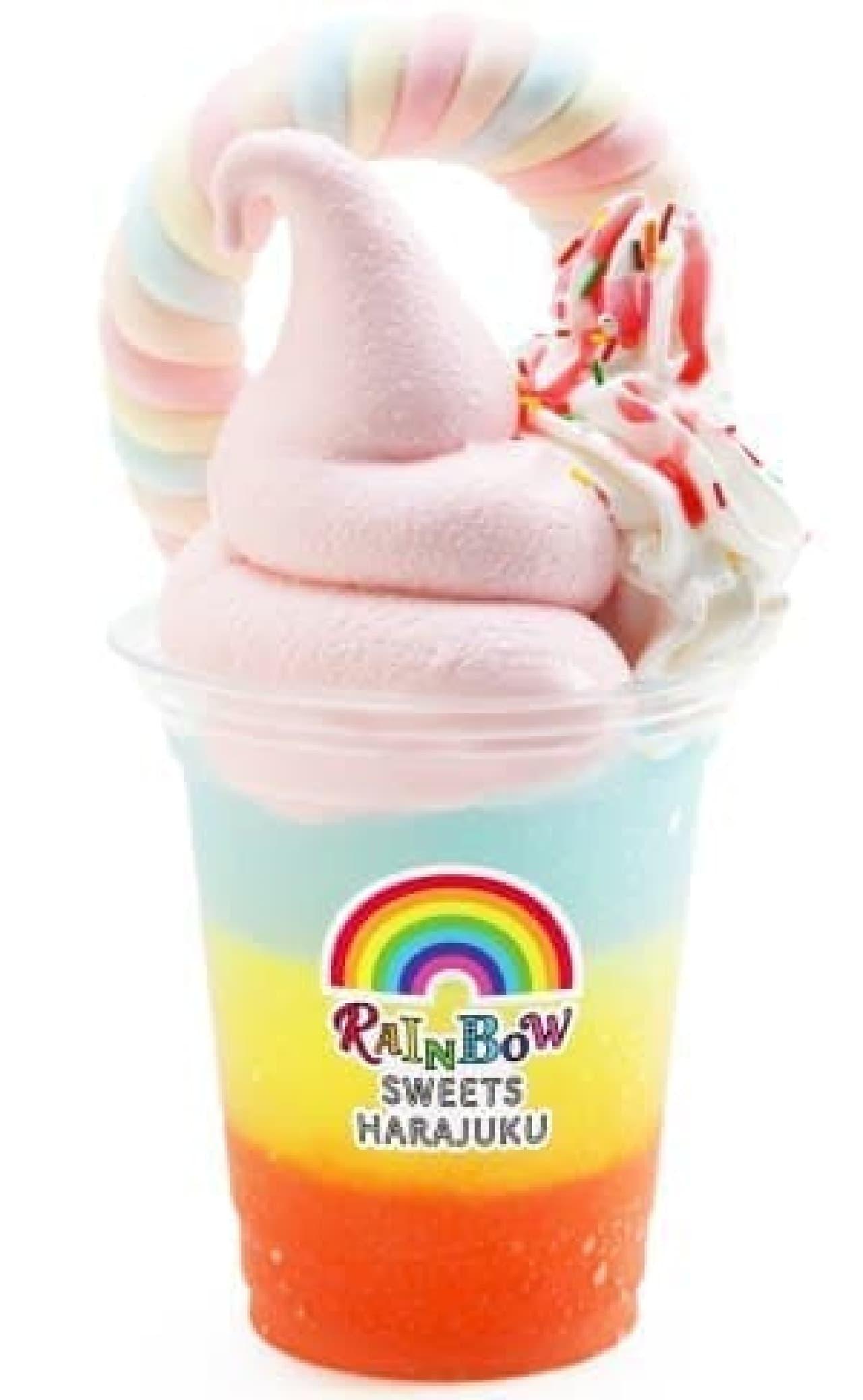 """""""レインボースイーツ""""専門店「RAINBOW SWEETS HARAJUKU(レインボースイーツハラジュク)」"""