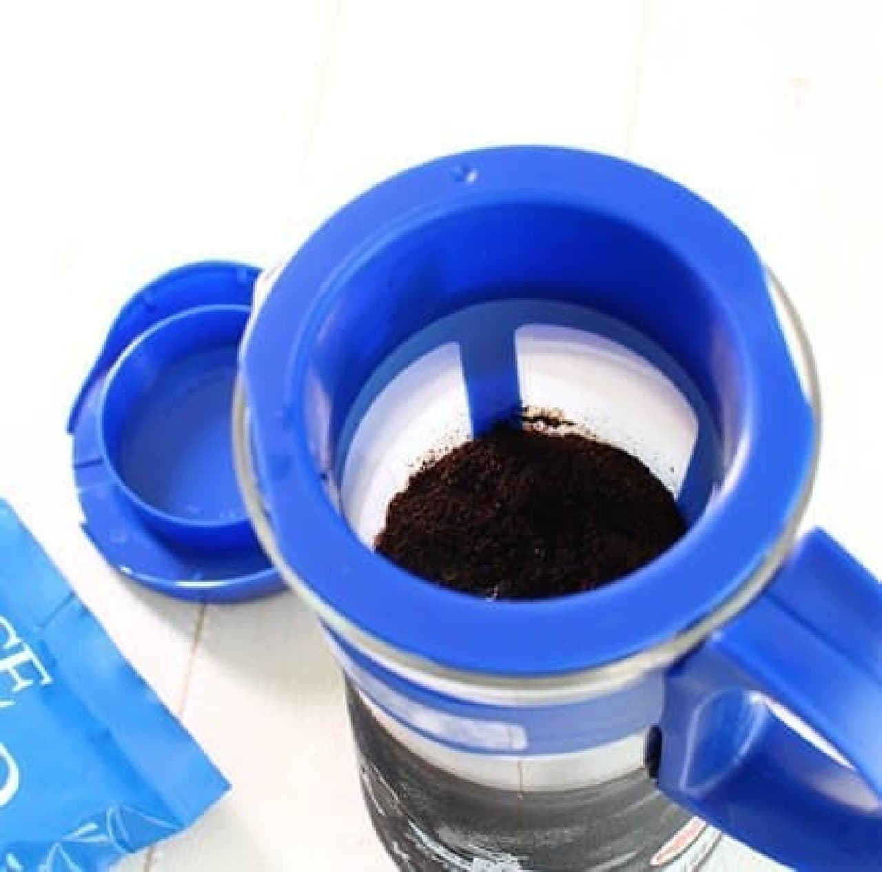 カルディに「水出しコーヒーセット」