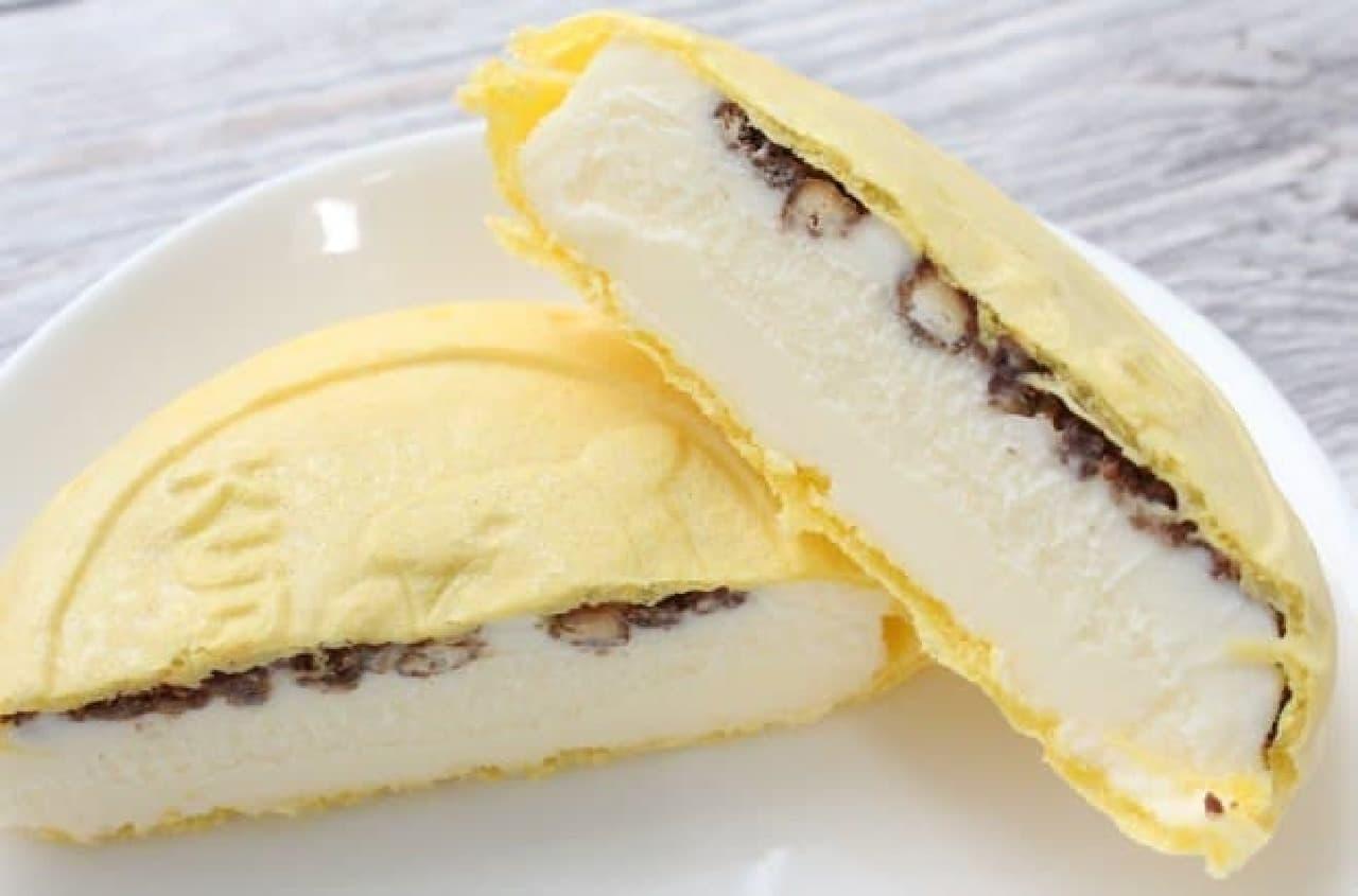 久保田食品「ミレーアイスもなか」