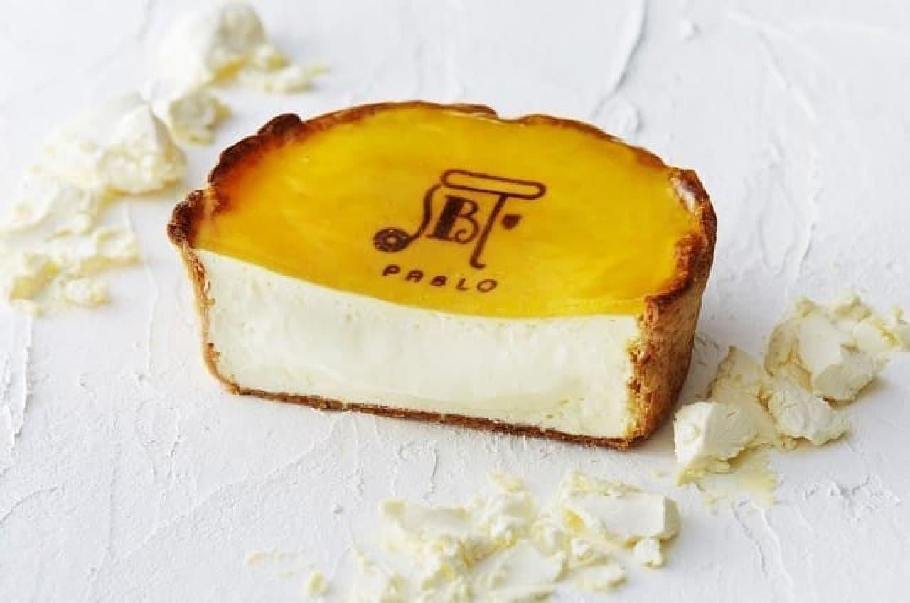 焼きたてチーズタルト専門店PABLO「パブロチーズタルト」