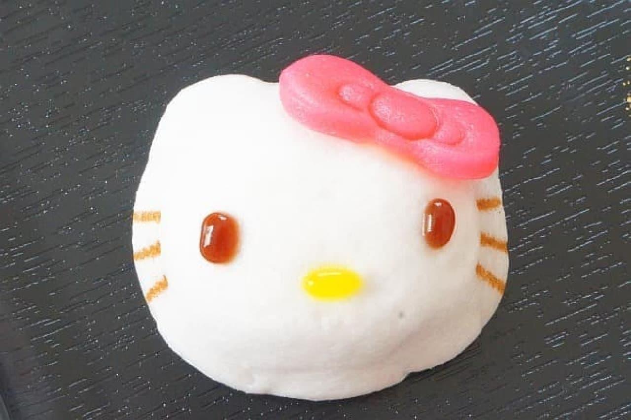 塩瀬総本家「ハローキティ饅頭」