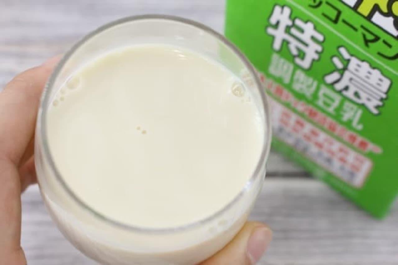 調製・無調整豆乳7品を飲み比べ