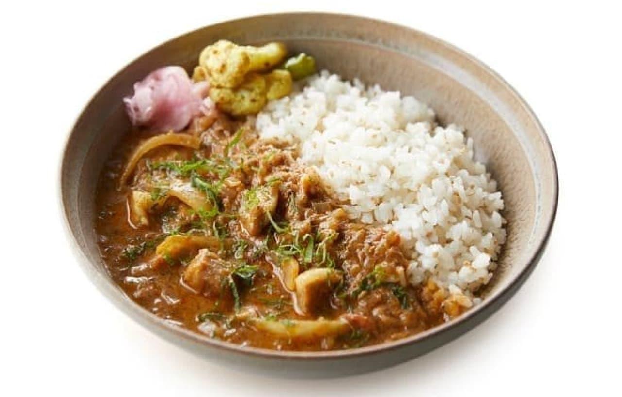 スープストックトーキョー「Curry Stock Tokyo」