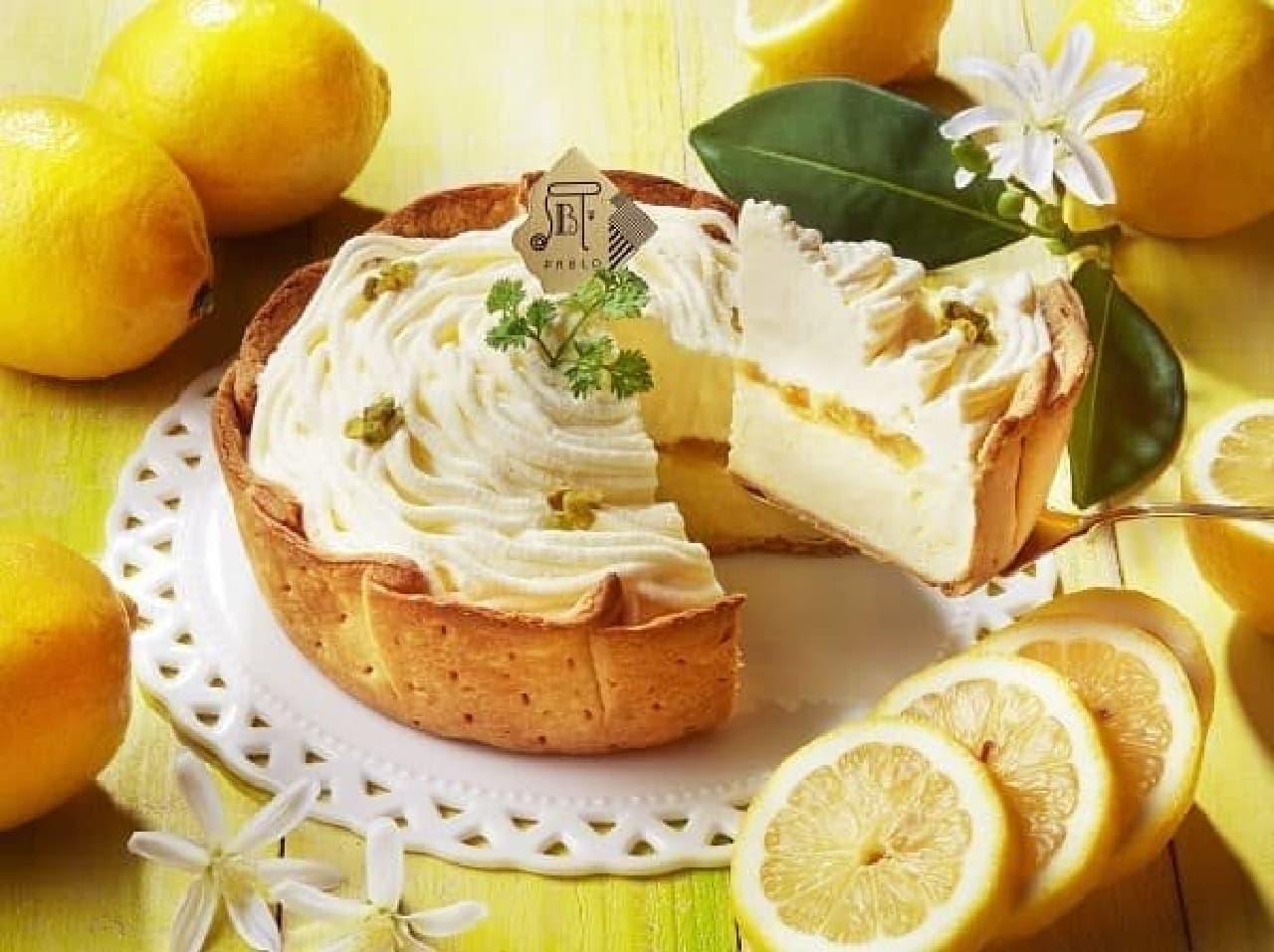 パブロのチーズタルト‐初恋レモンカスタード‐