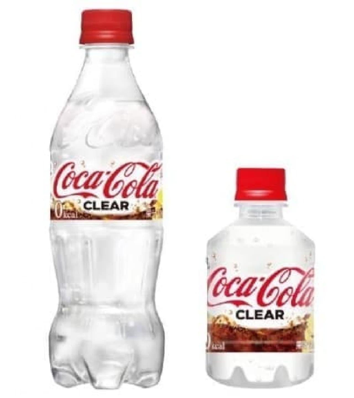 コカ・コーラシステム「コカ・コーラ クリア」