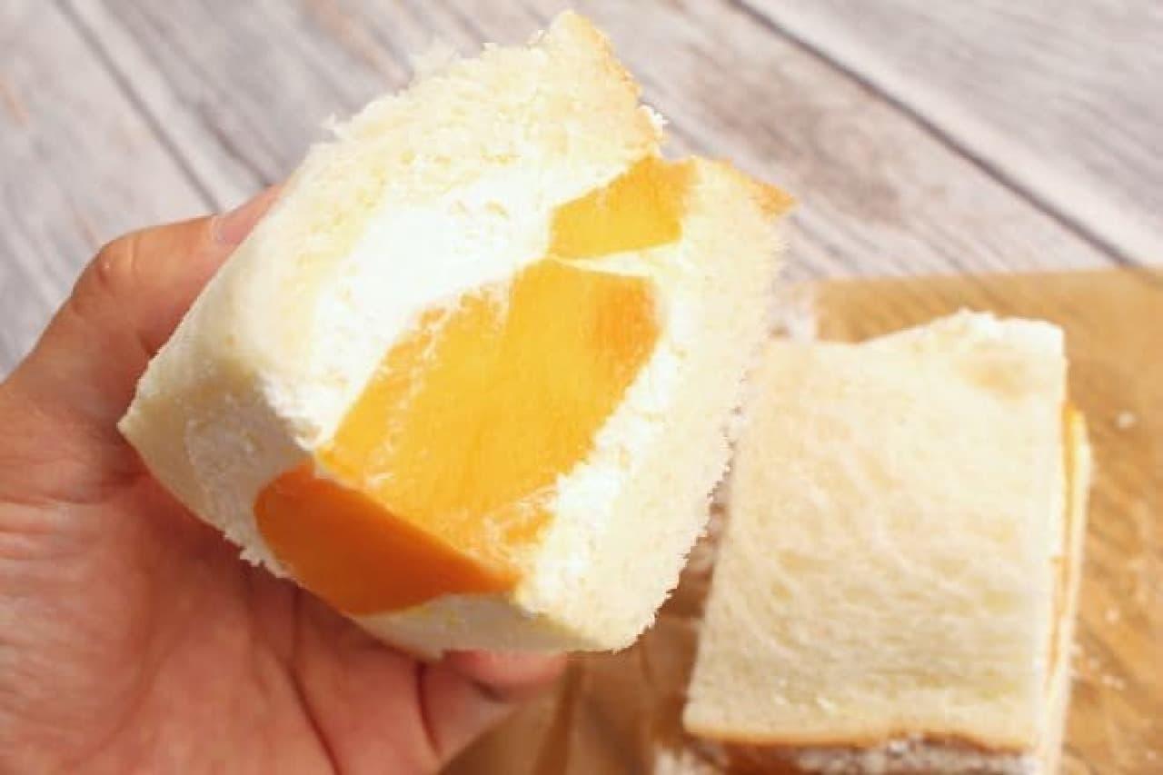 ハナフルのフルーツサンド