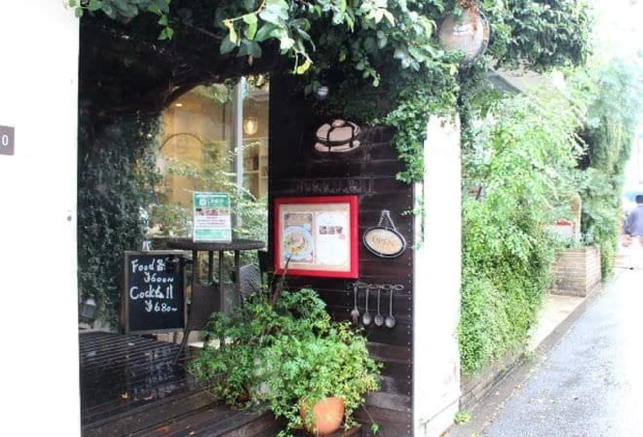 cafe accueil(カフェ アクイーユ)恵比寿本店