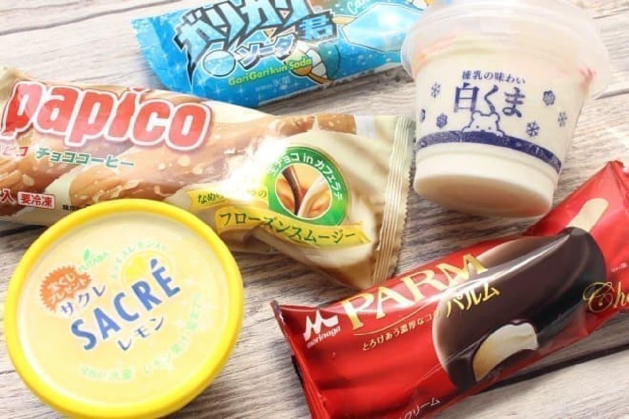 編集部が選ぶ「夏に食べたいアイスTOP10」