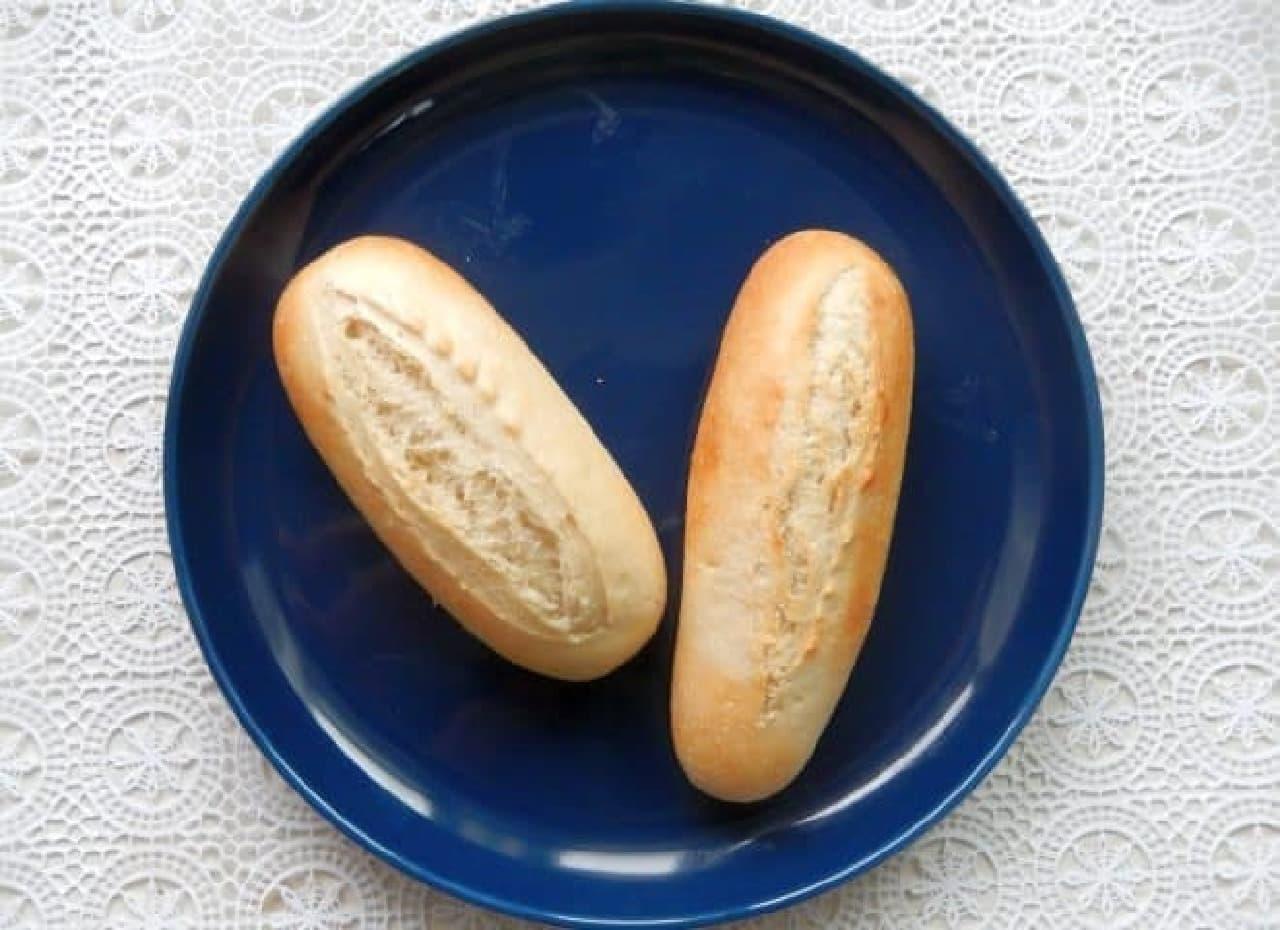 カルディの冷凍フランスパン