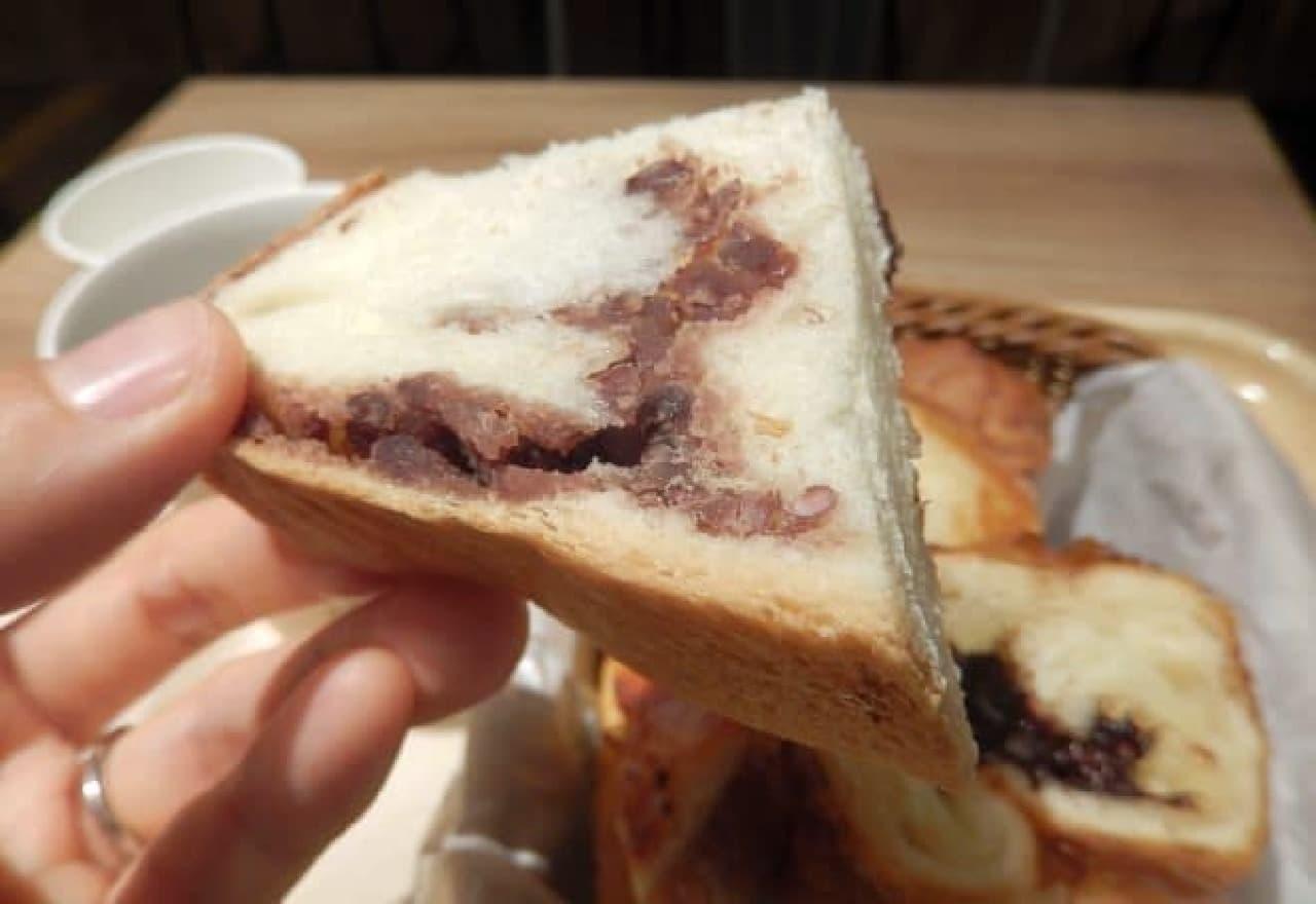 ハートブレッドアンティークのパン食べ放題モーニング
