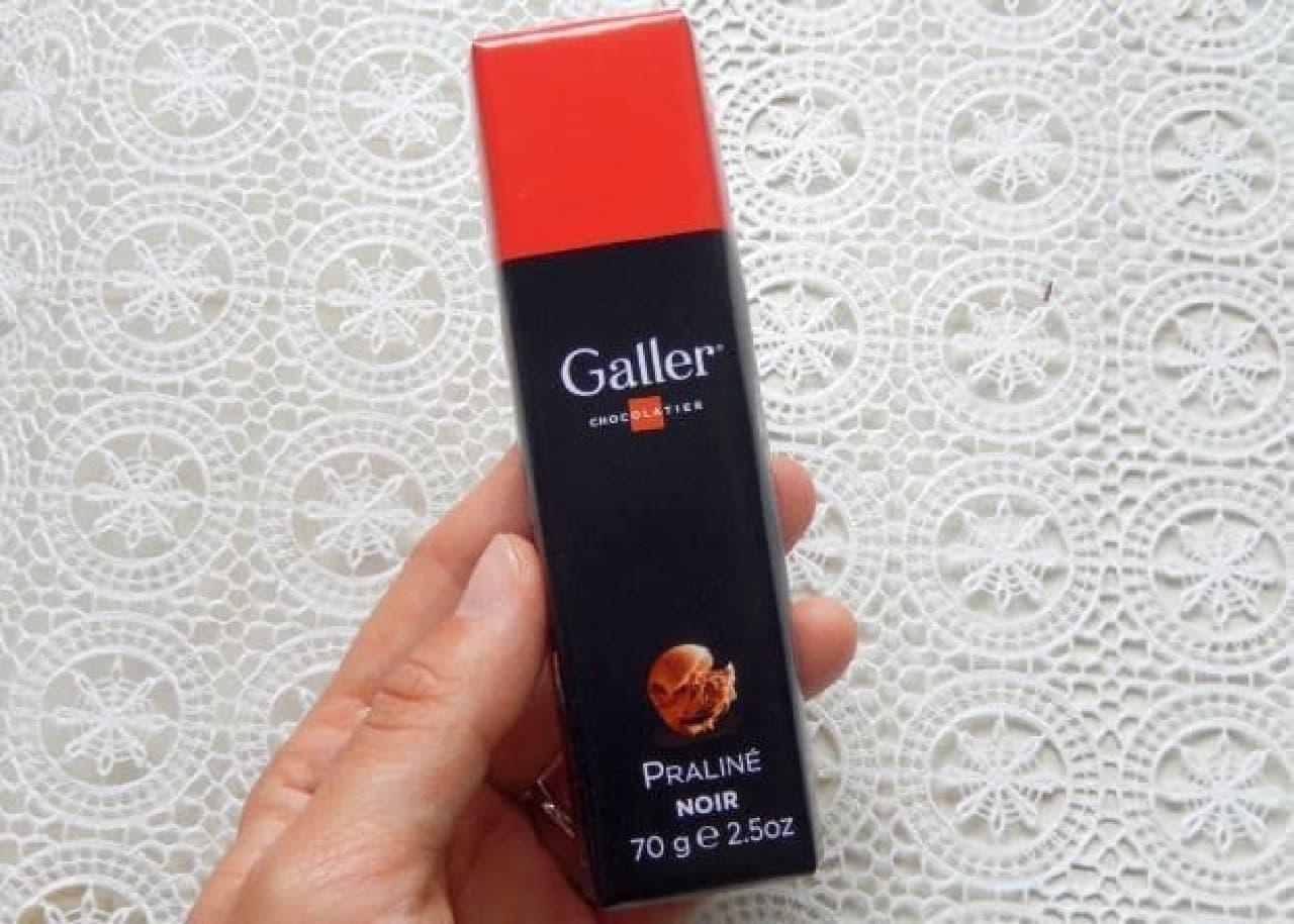 Galler(ガレー)のチョコレート