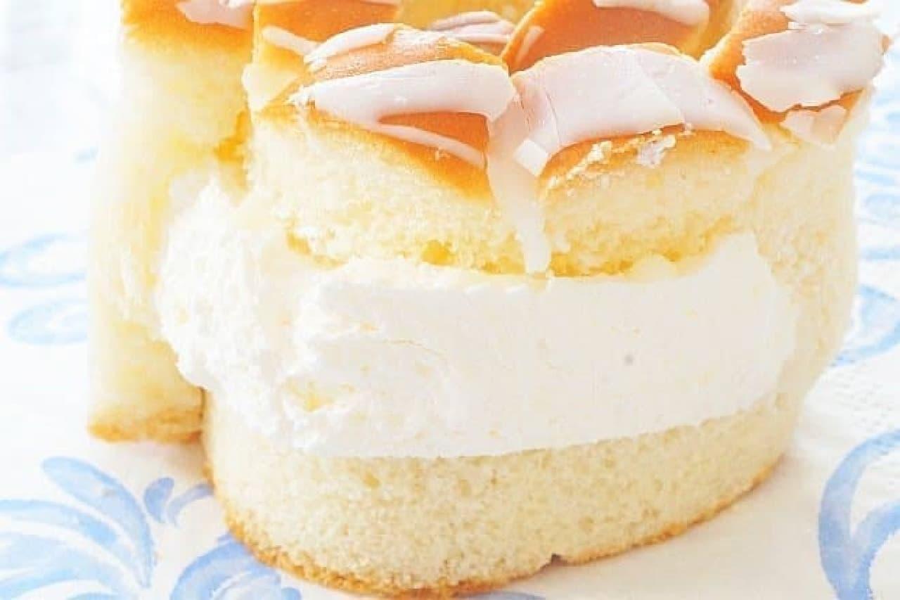 なんぽうパン「白バラパン」「和風バラパン」