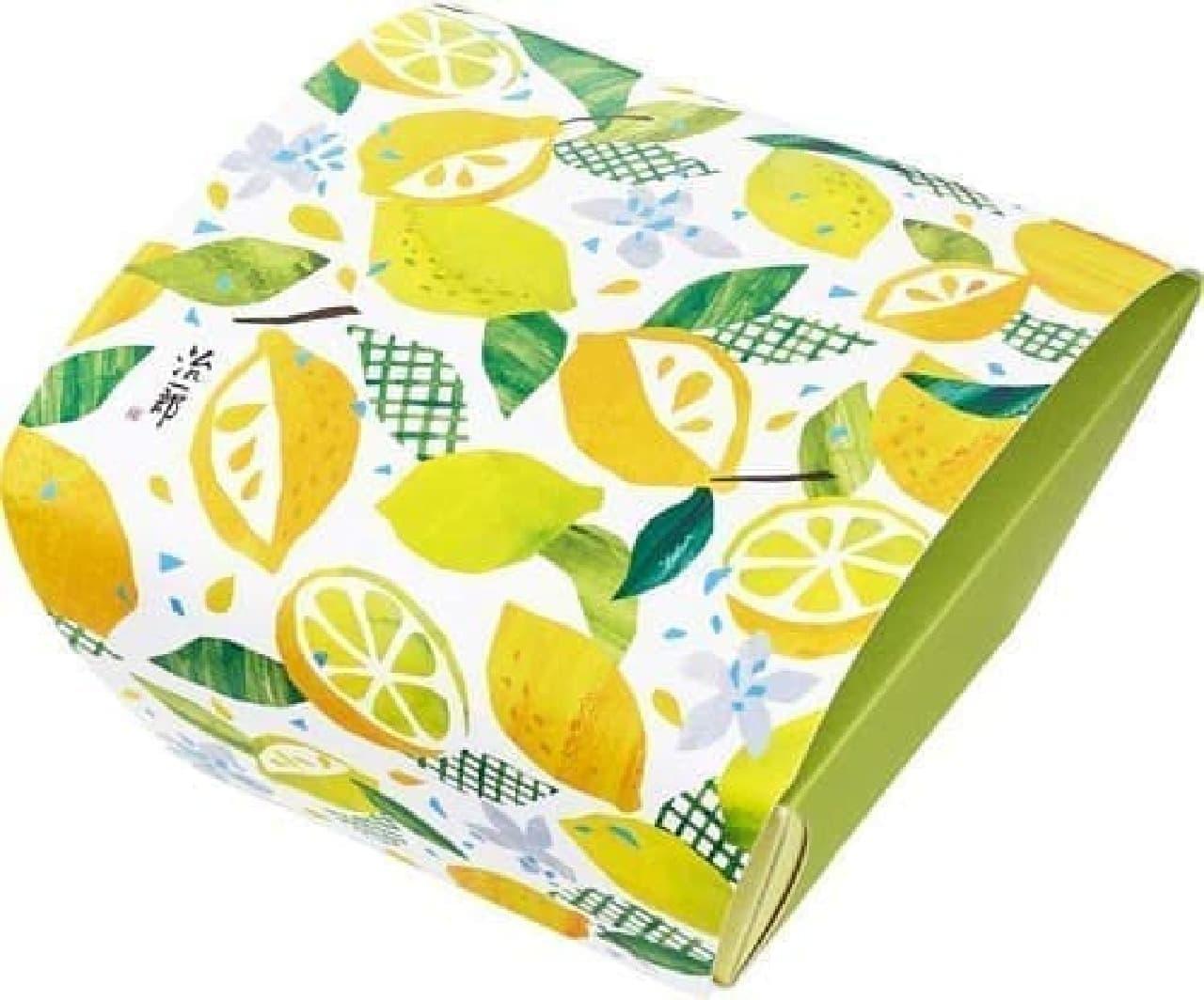 治一郎「レモンギフト」