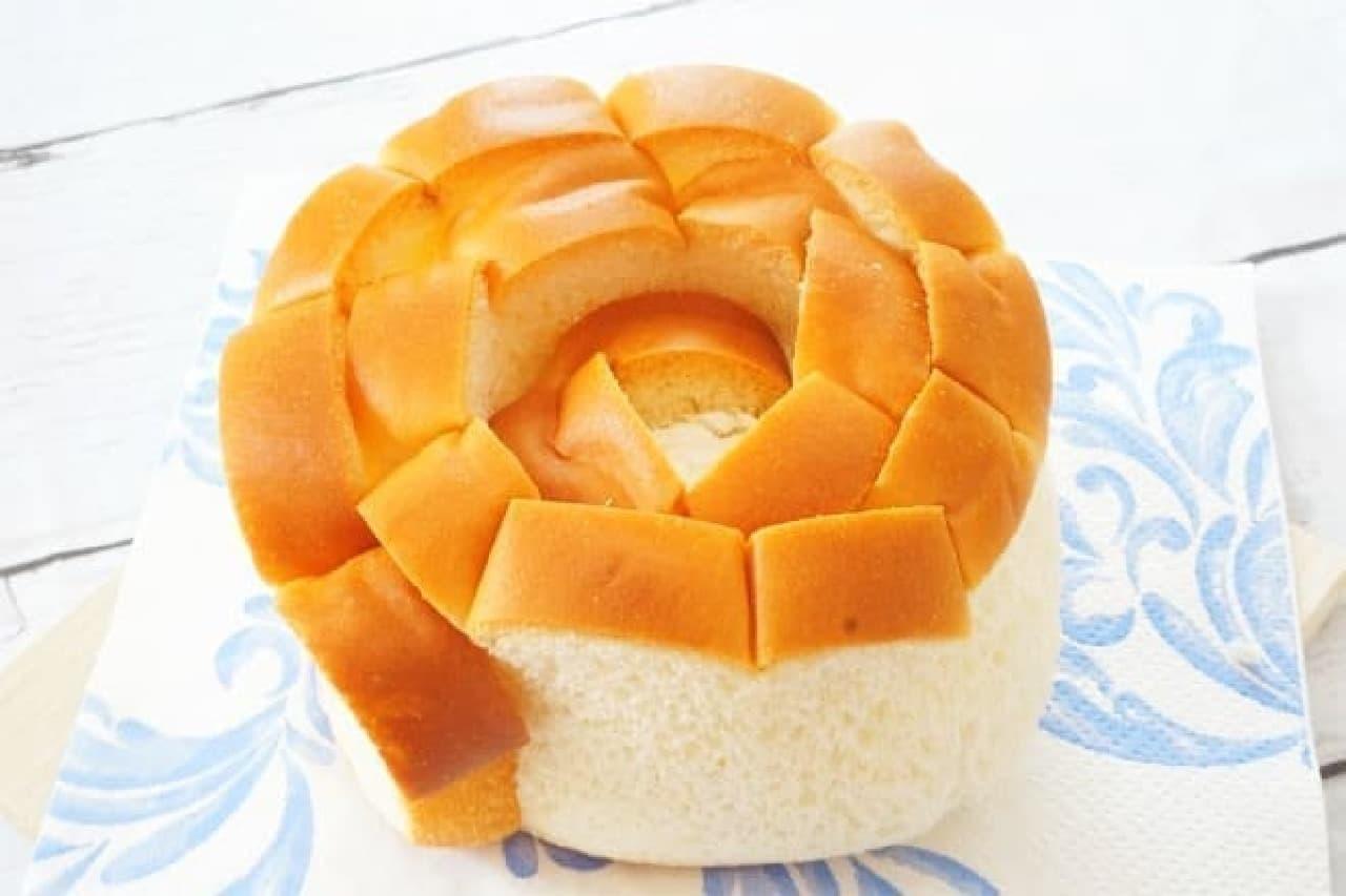 なんぽうパン「和風バラパン」