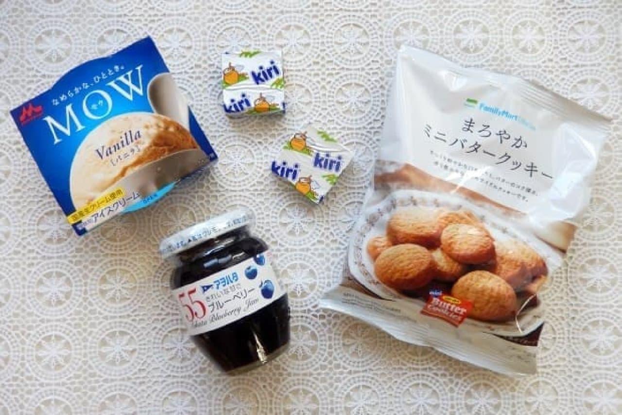 「kiri(キリ)クリームチーズ」を使ったアレンジレシピ