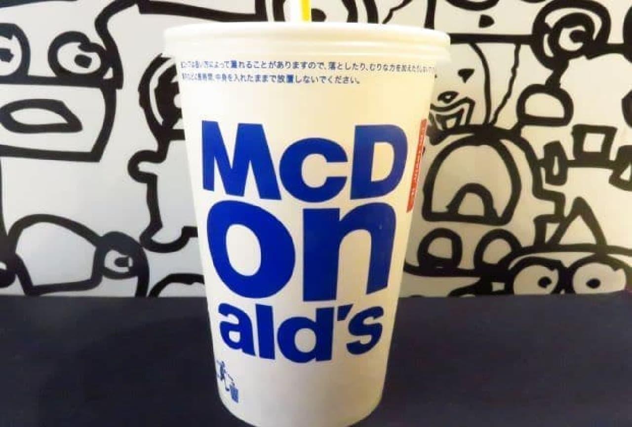 マクドナルド「マックシェイク×カルピス」