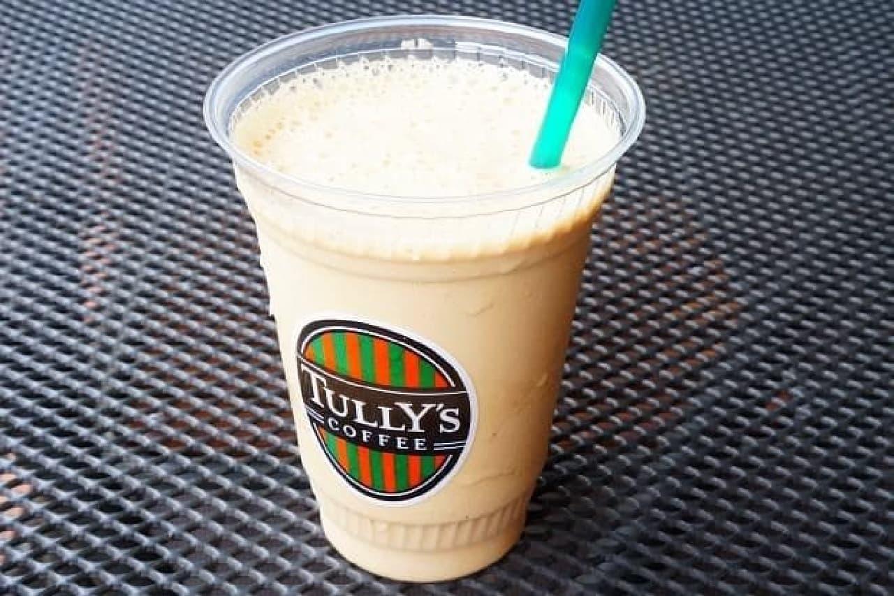 タリーズコーヒー「エスプレッソシェイク」