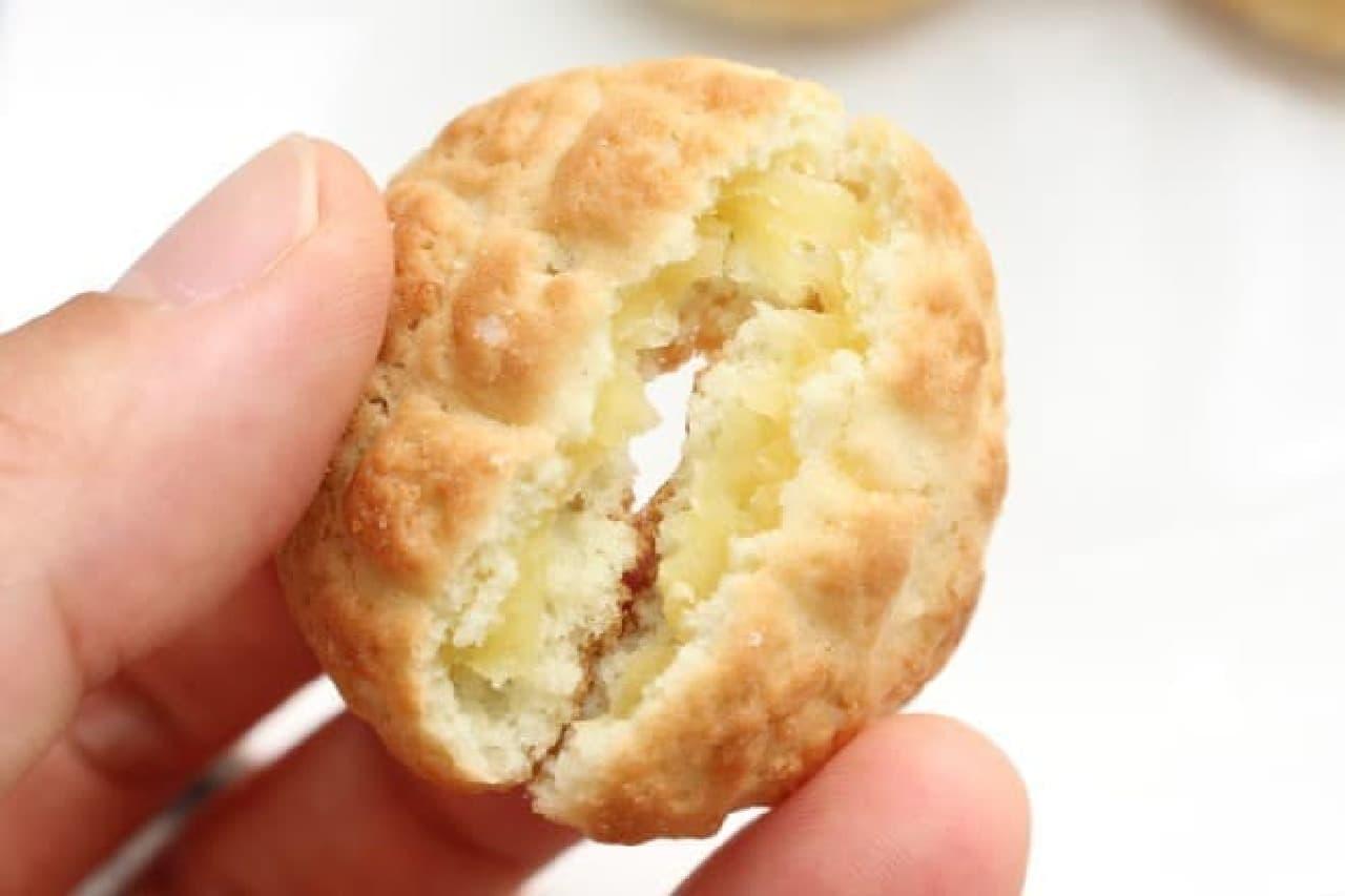カルディ「小さなメロンパン」