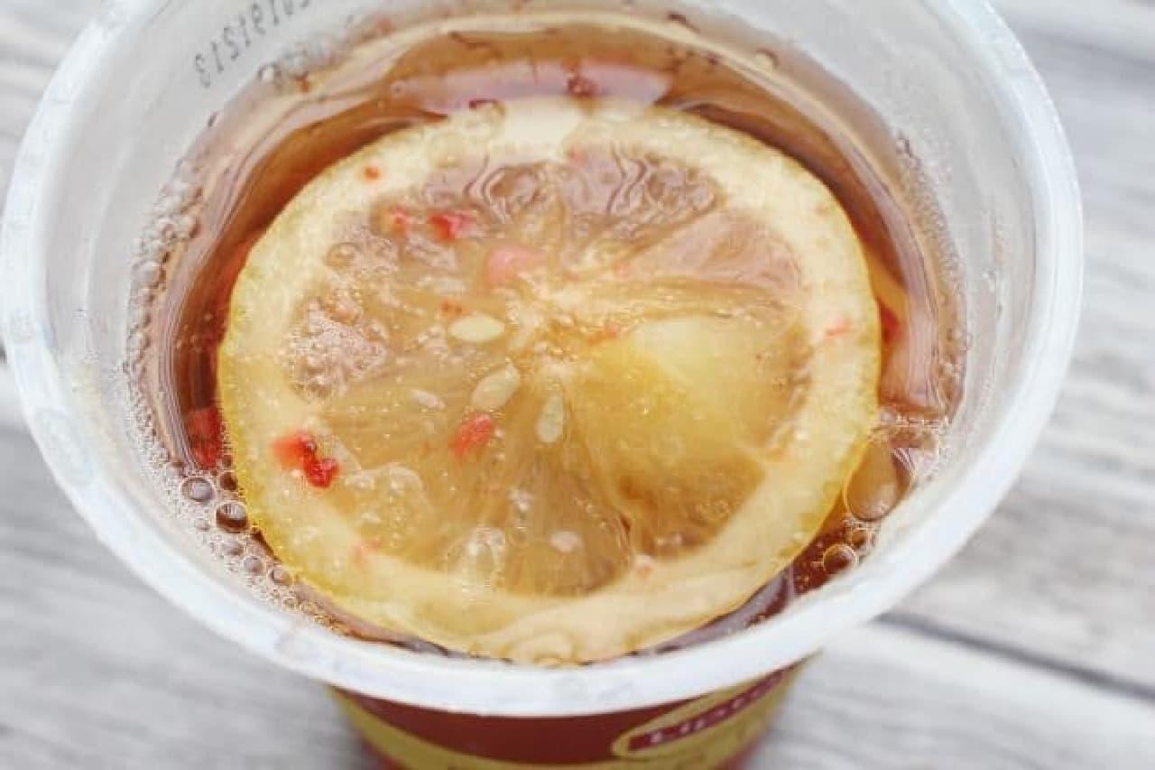 ローソン「MACHI cafe Lipton フルーツインティー」