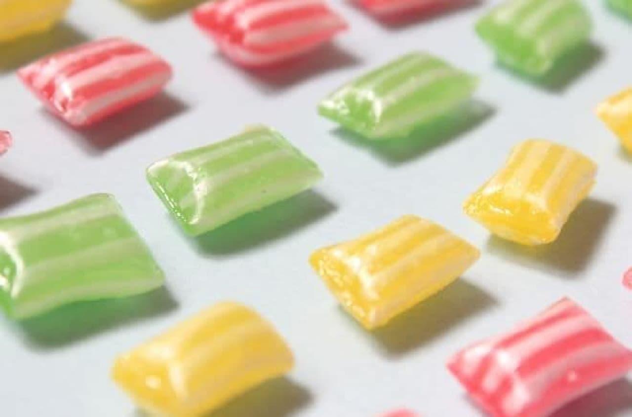 パパブブレ「塩キャンディ」