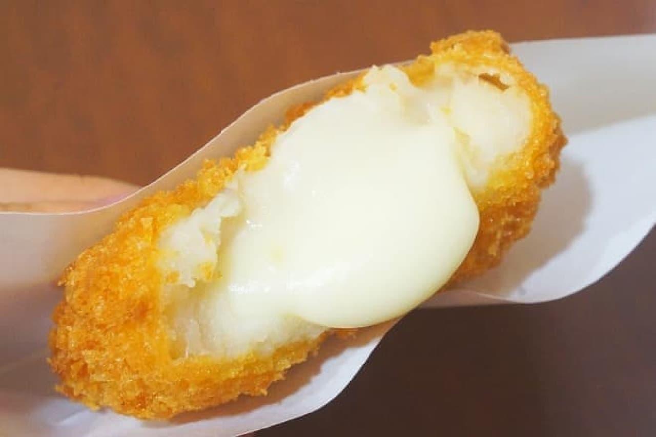 北海道どさんこプラザ「チーズ風味クノーデル」
