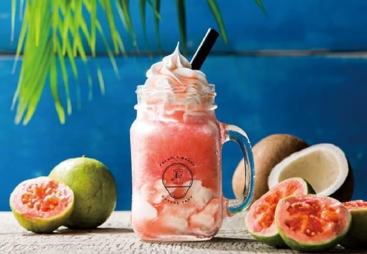 パブロスムージー 真夏のグアバとココナッツ