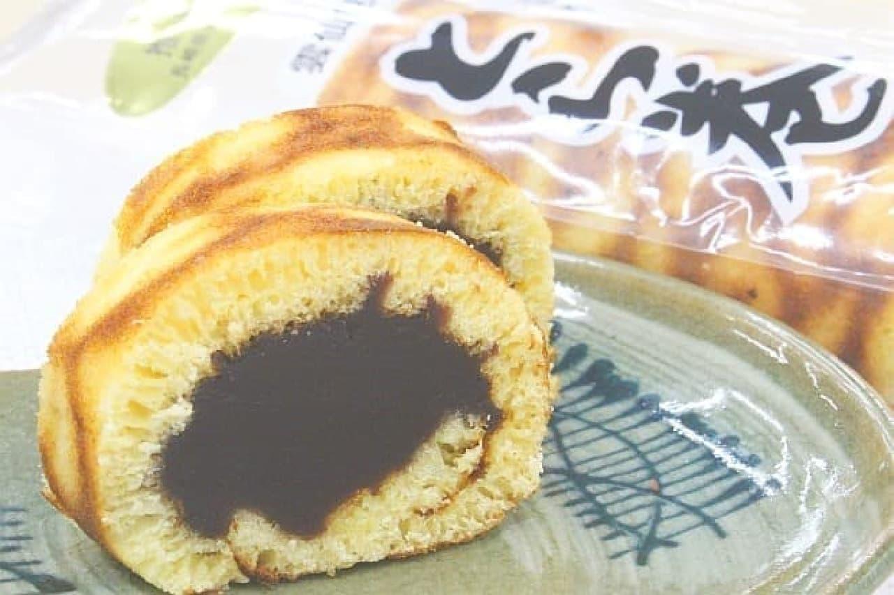 長崎県の銘菓「とら巻」