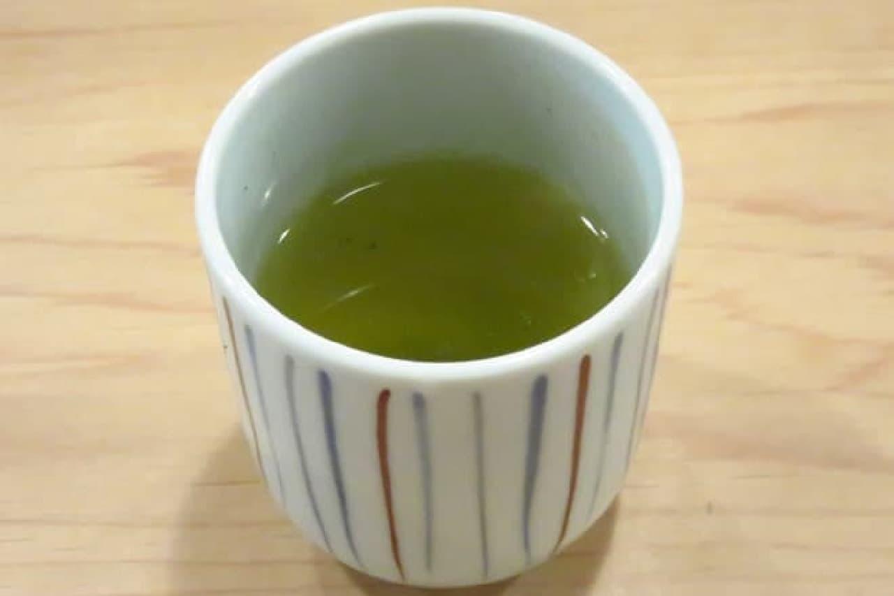 とんきのお茶のイメージ