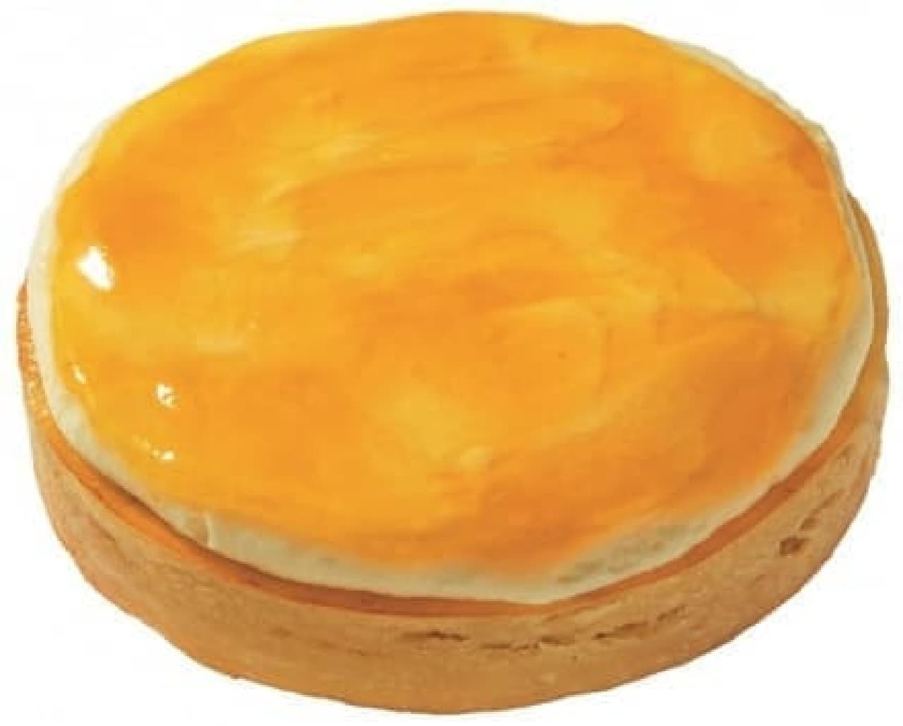 ミスタードーナツ×パブロ「チーズタルド アプリコット」