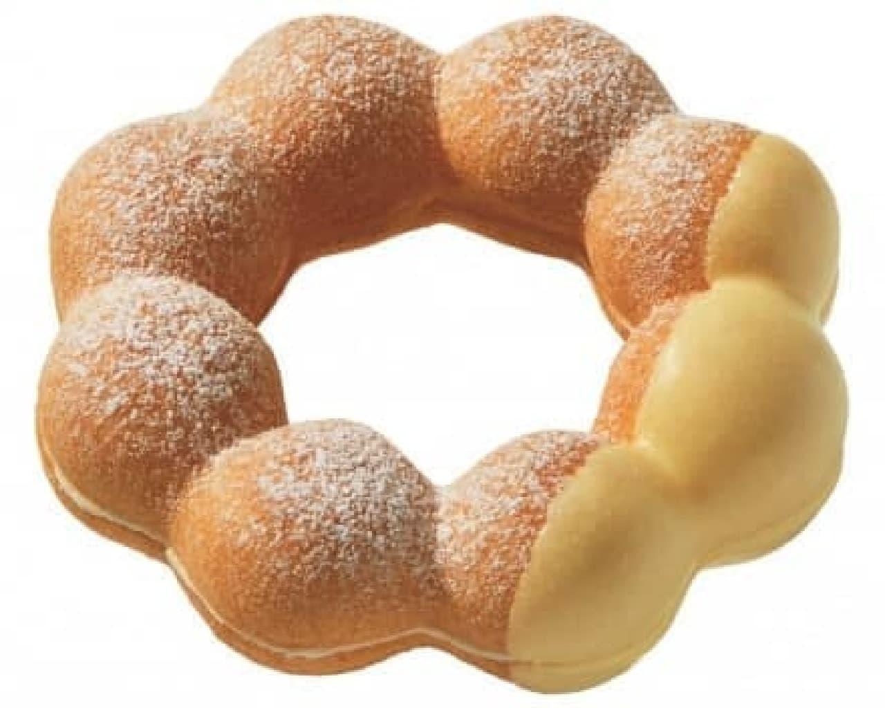 ミスタードーナツ×パブロ「ポン・デ・レアチーズ」