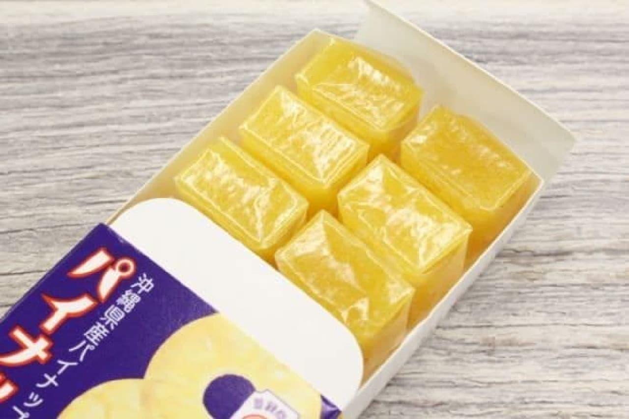 セイカ食品「パイナップルアメ」