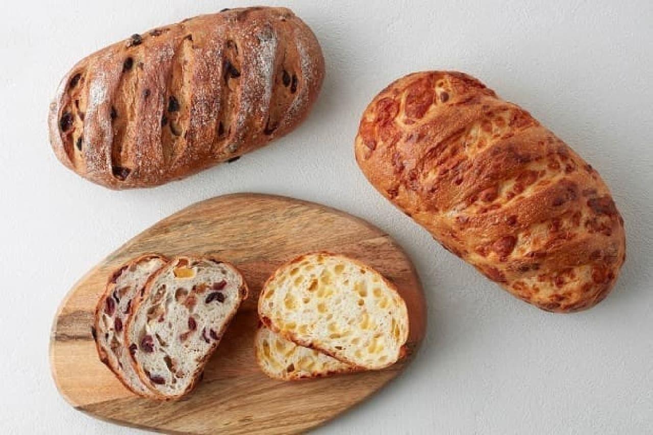 ドンクの限定パン