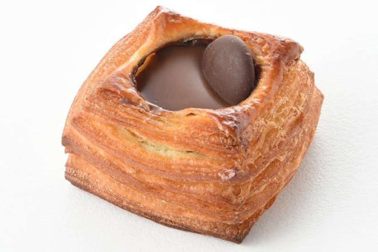 TAKデニッシュ「チョコ」