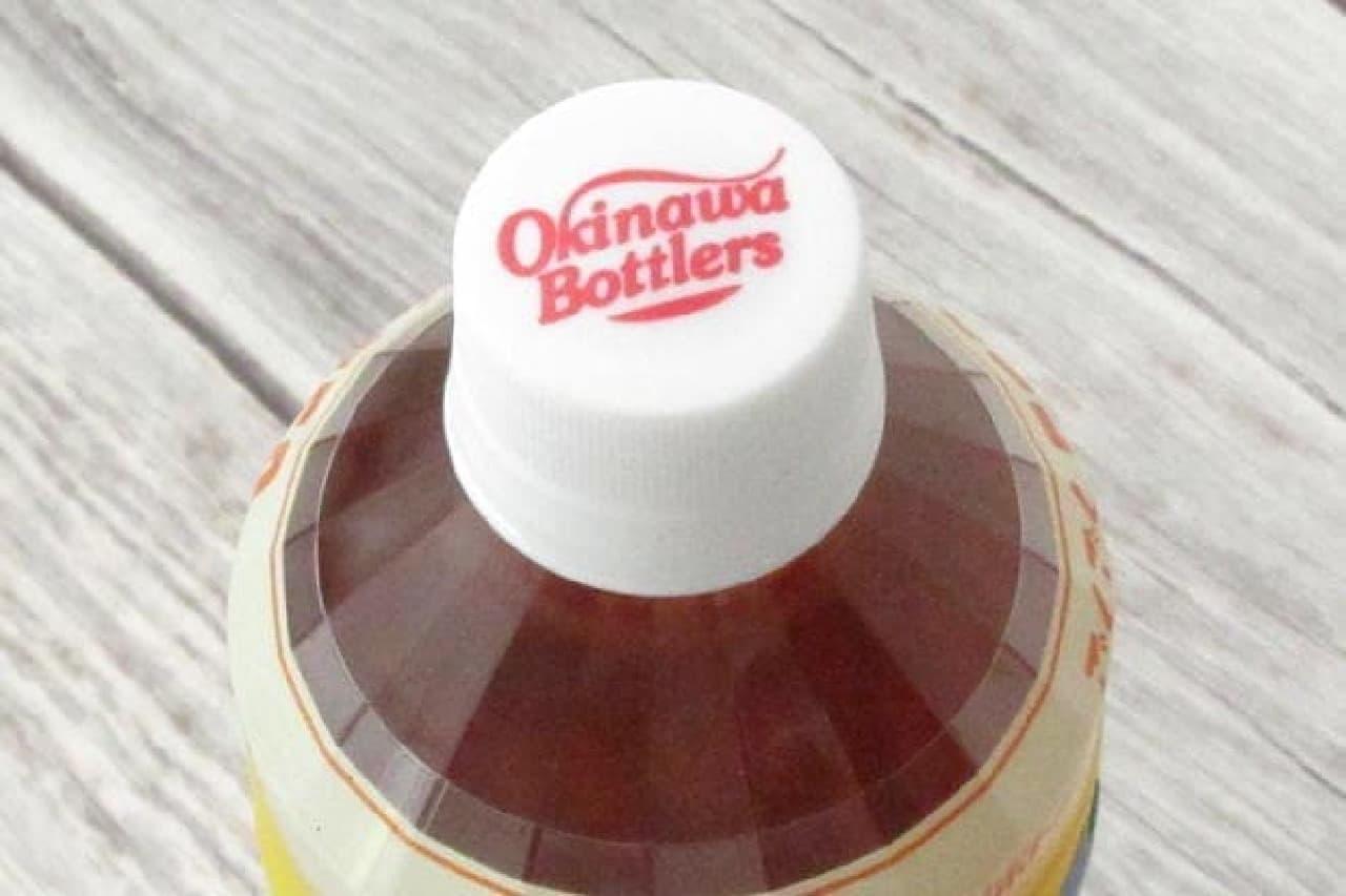 沖縄ボトラーズのキャップ