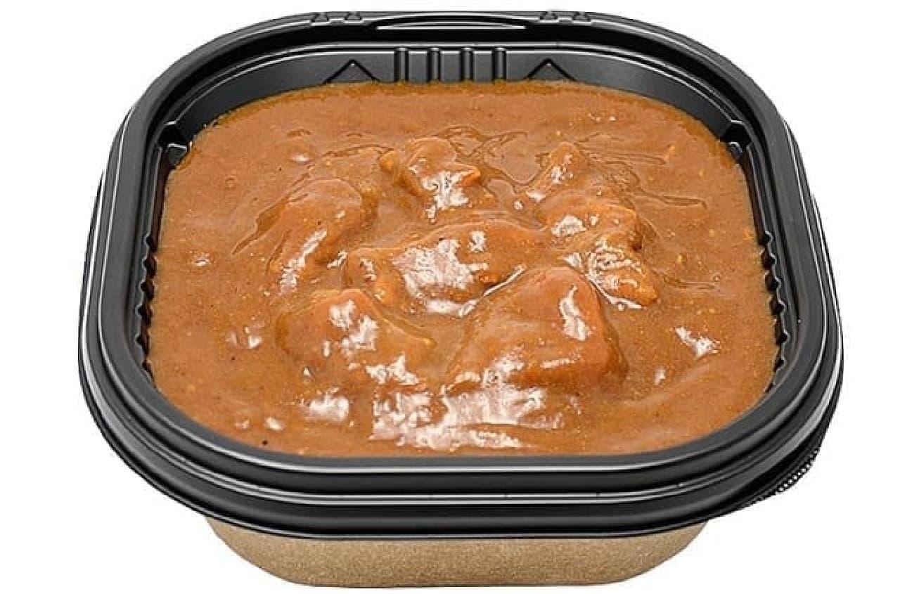 セブン-イレブン「THEセブンビーフカレー アンガス種牛肉使用」
