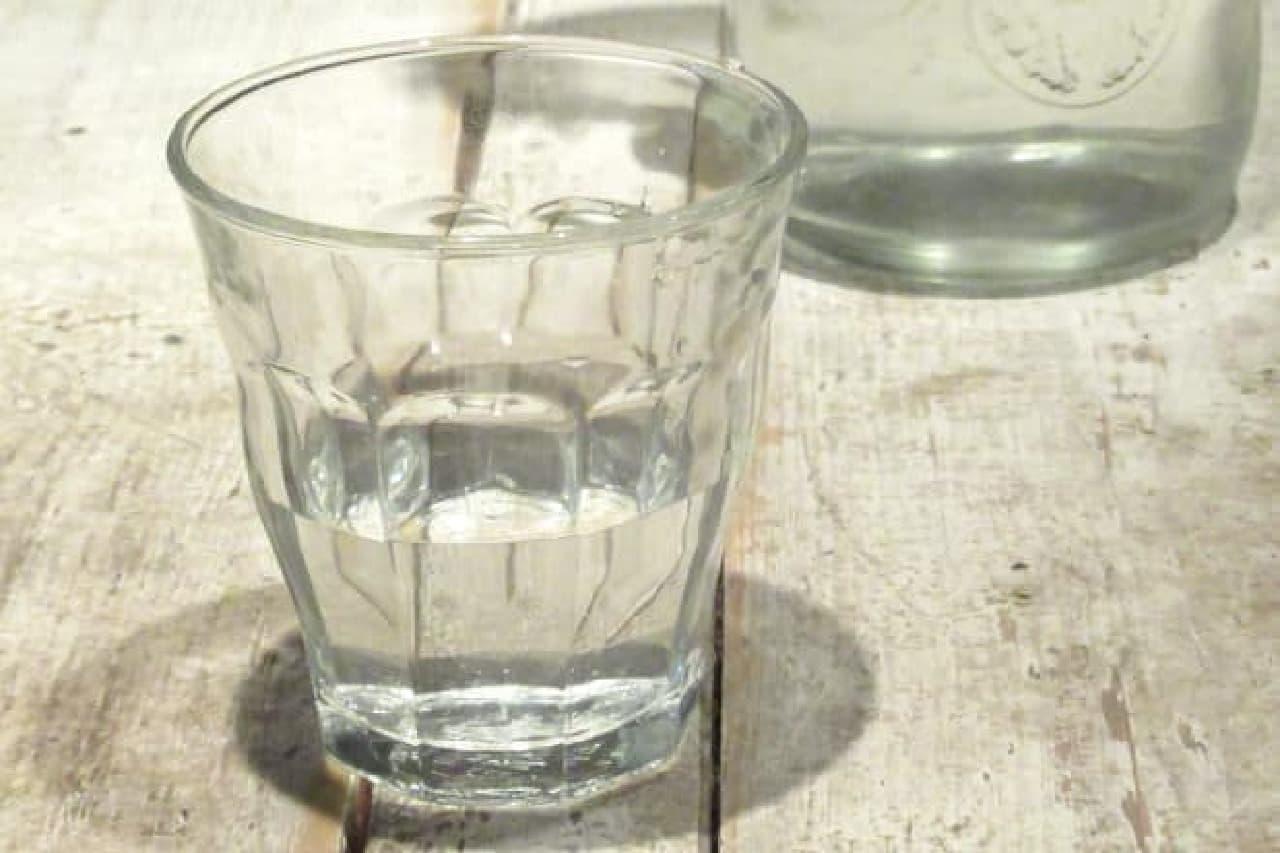 アインソフ ジャーニーの水