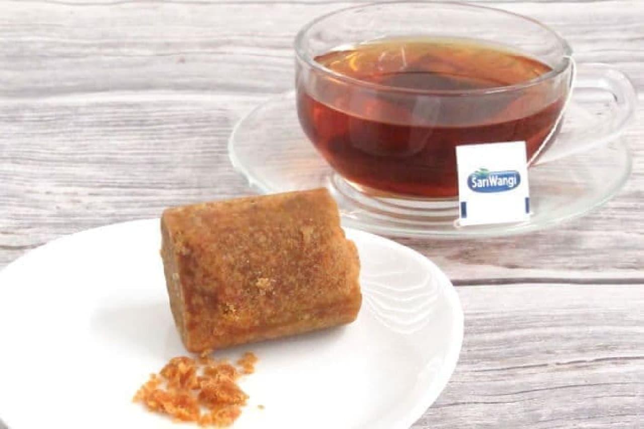 PALM SUGAR と紅茶