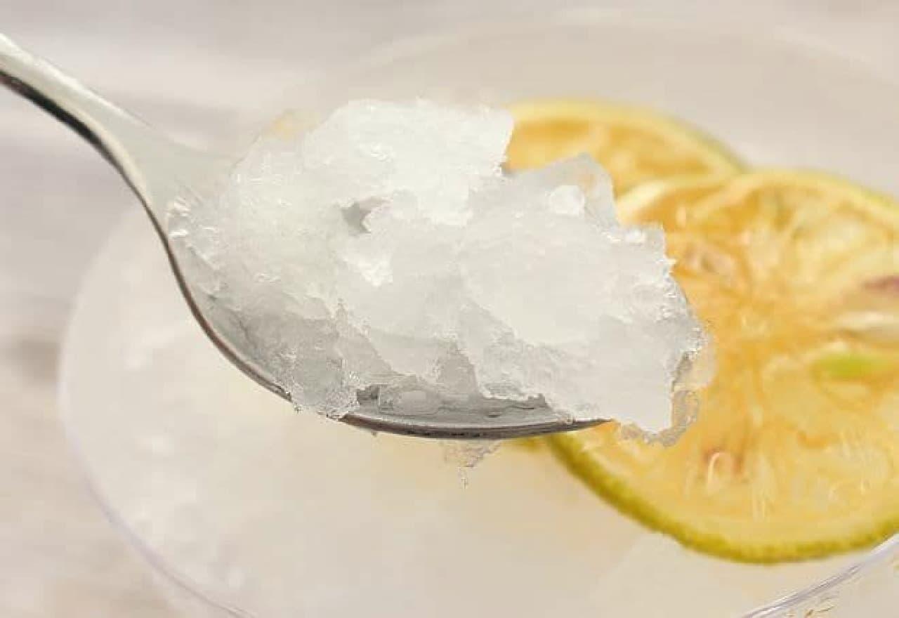 「サクレ レモン」を作ってみた
