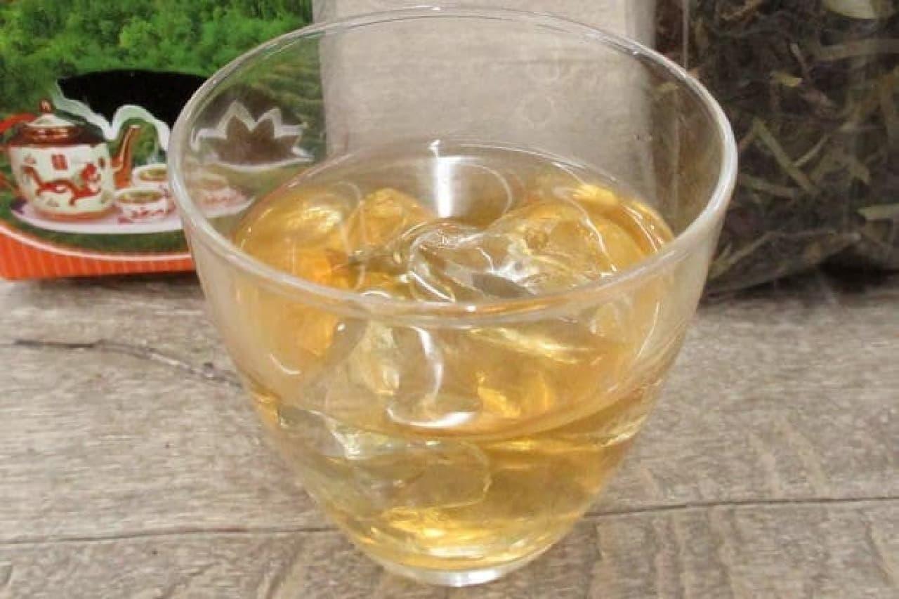 金の山のお茶のイメージ