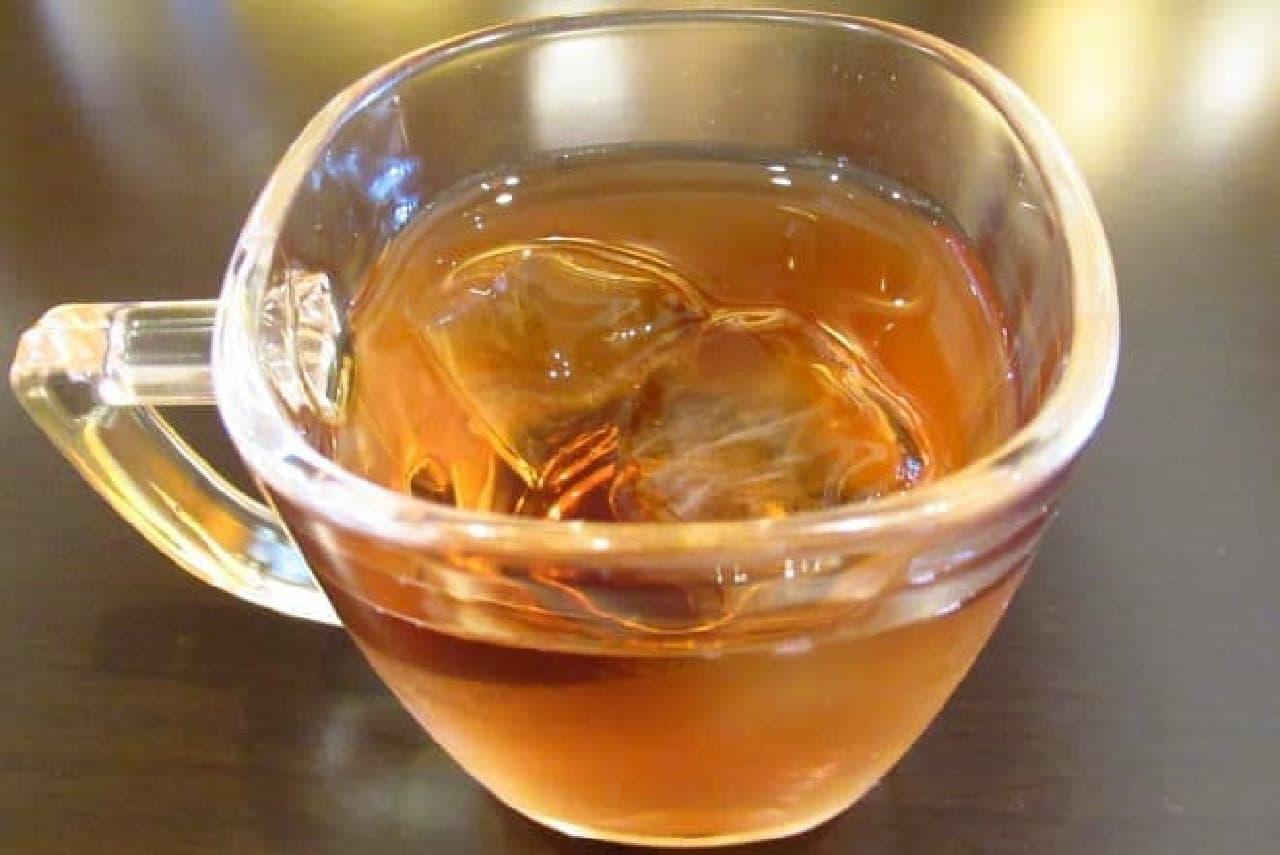 ケニア紅茶のアイス