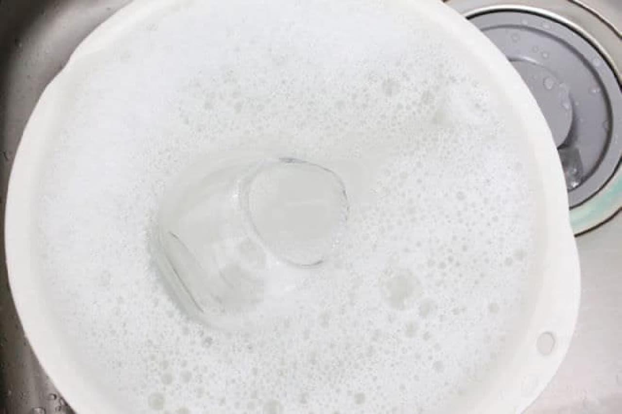 ニトリ「氷ポケット付きカラフェ」