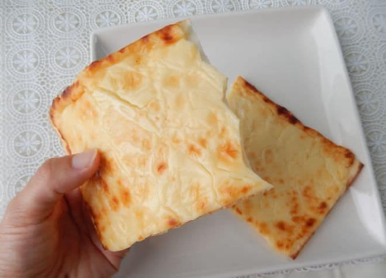 無印良品「大きいままの焼きチーズ」