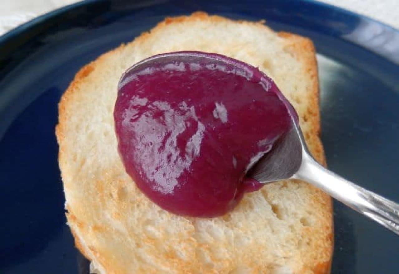 沖縄発「紅いもバター」