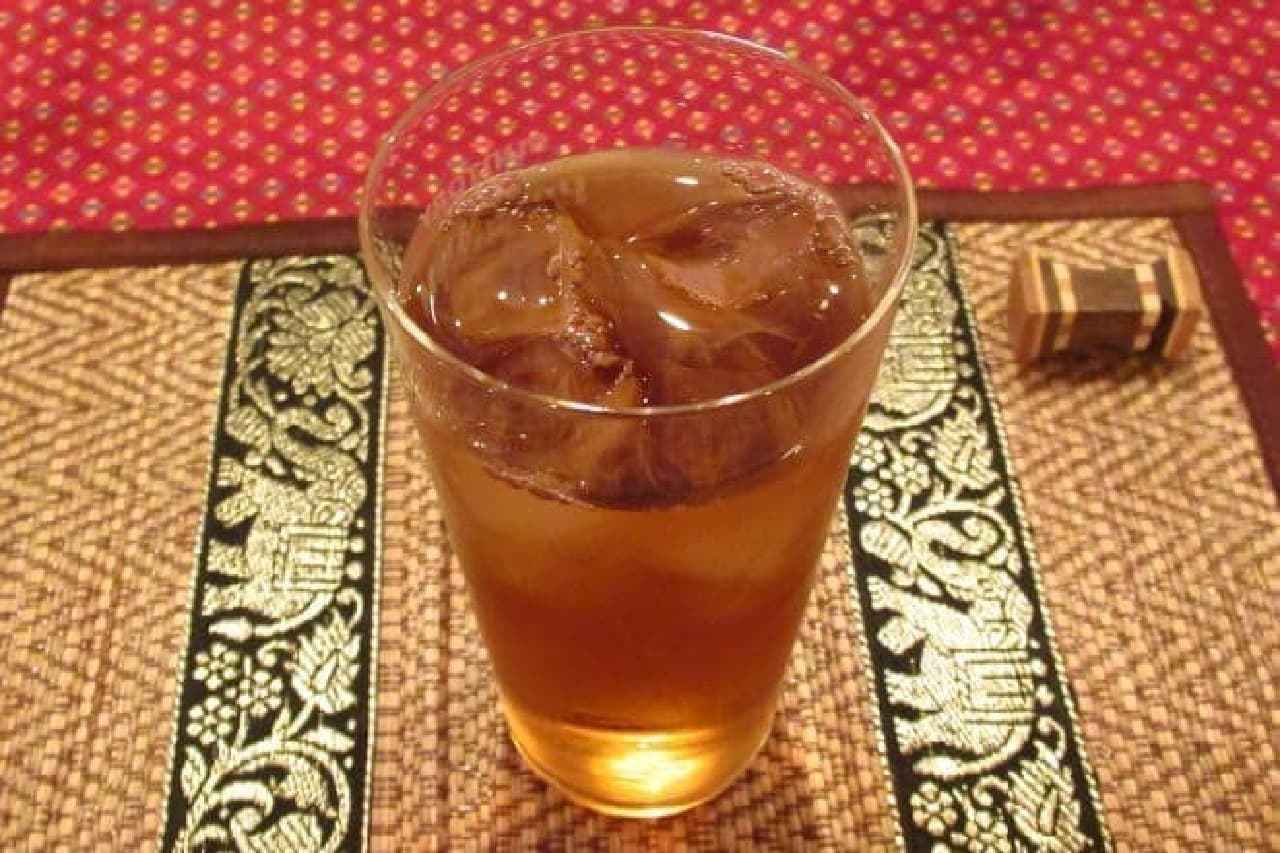 バイヨンのお茶のイメージ