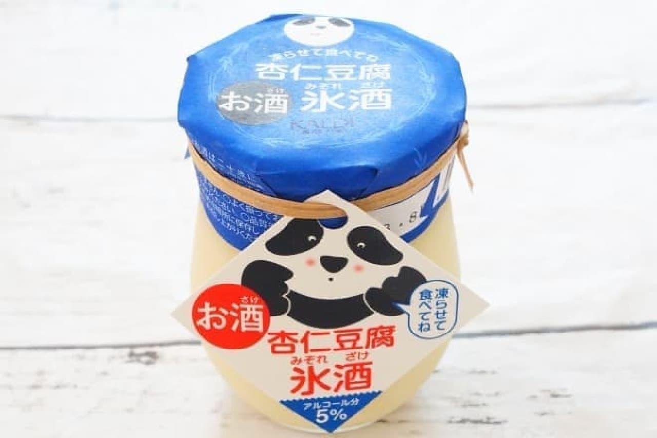 カルディオリジナル 杏仁豆腐 氷酒