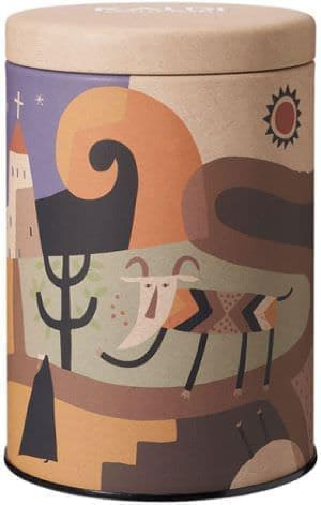 カルディ「マイルドカルディ&キャニスター缶セット」