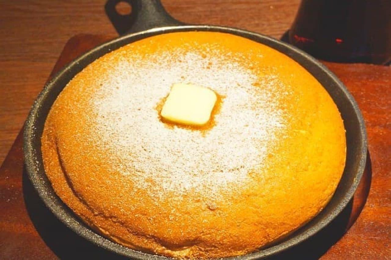 ドトール珈琲農園「パンケーキ」
