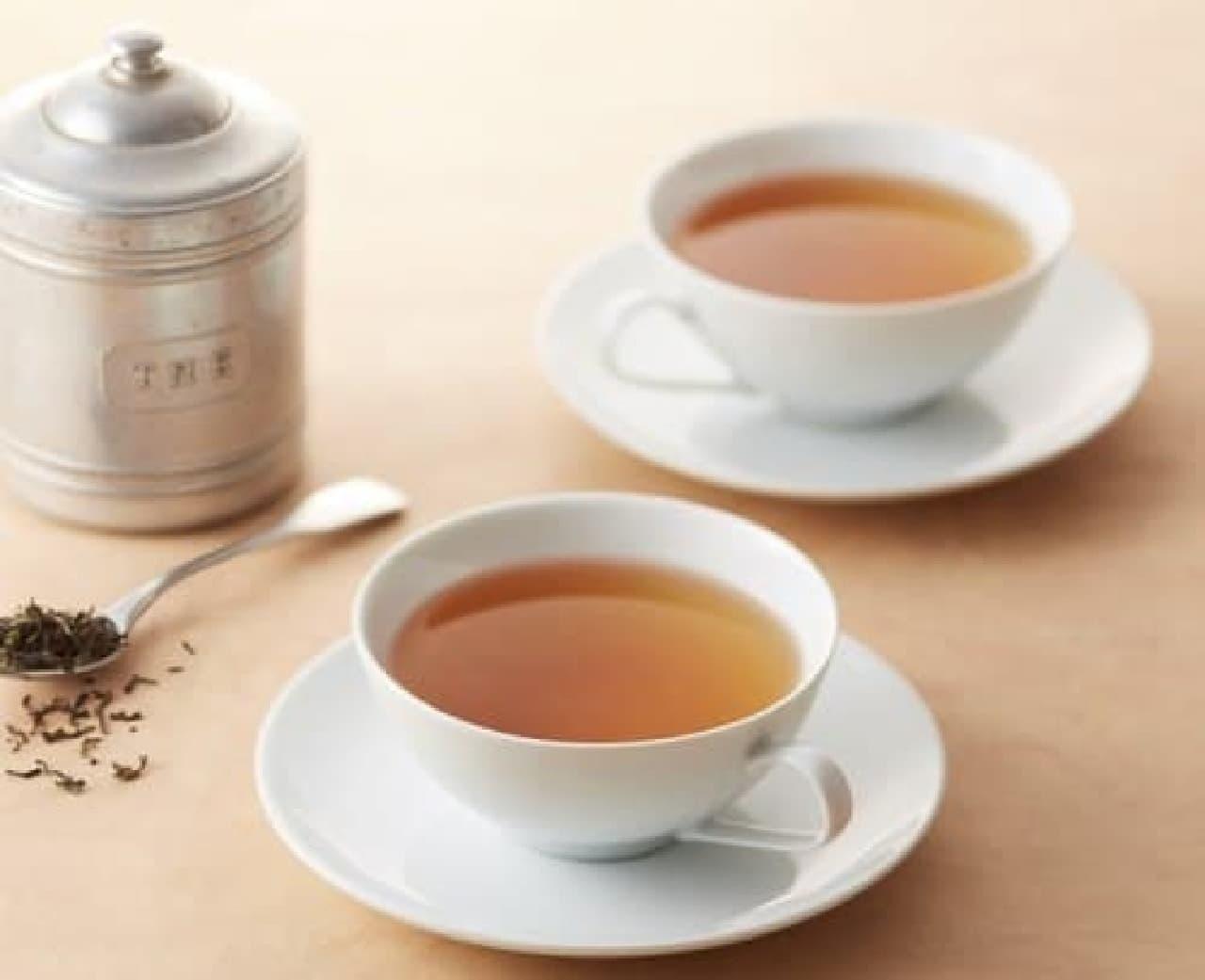 タリーズコーヒー &TEA「&TEA クオリティダージリン」