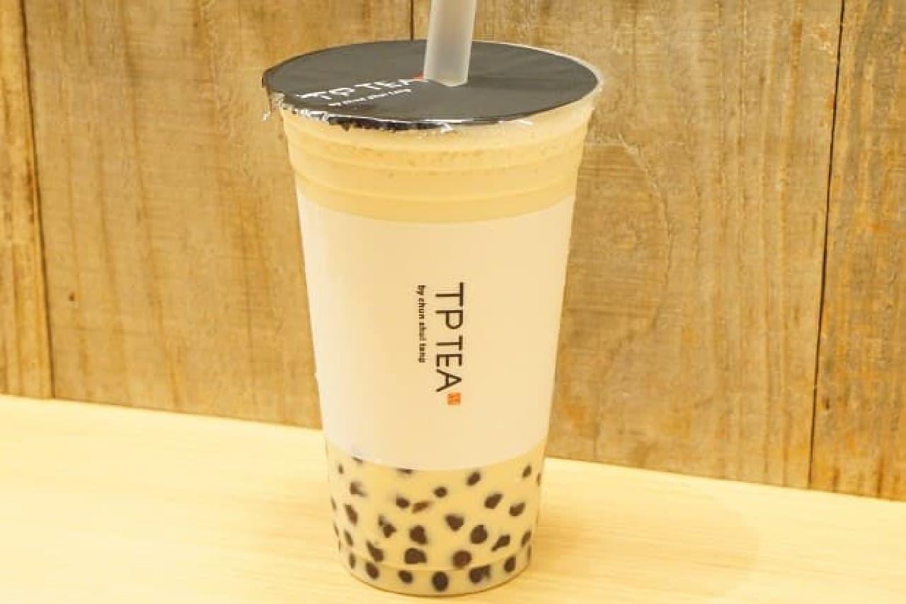TP TEAの「大粒タピオカ鉄観音ミルクティー」