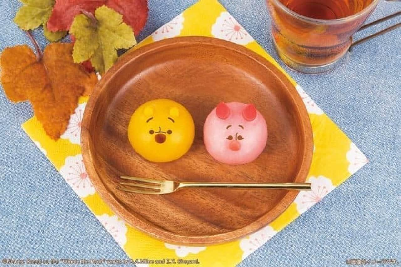 セブン-イレブン「食べマスモッチ くまのプーさん」